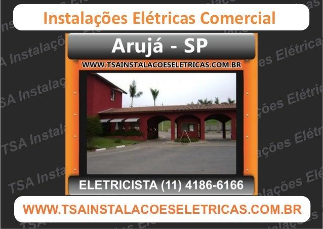 Instalações Elétricas Comercial                      tri cas               es Elé        tal açõ  A Ins                 tr...
