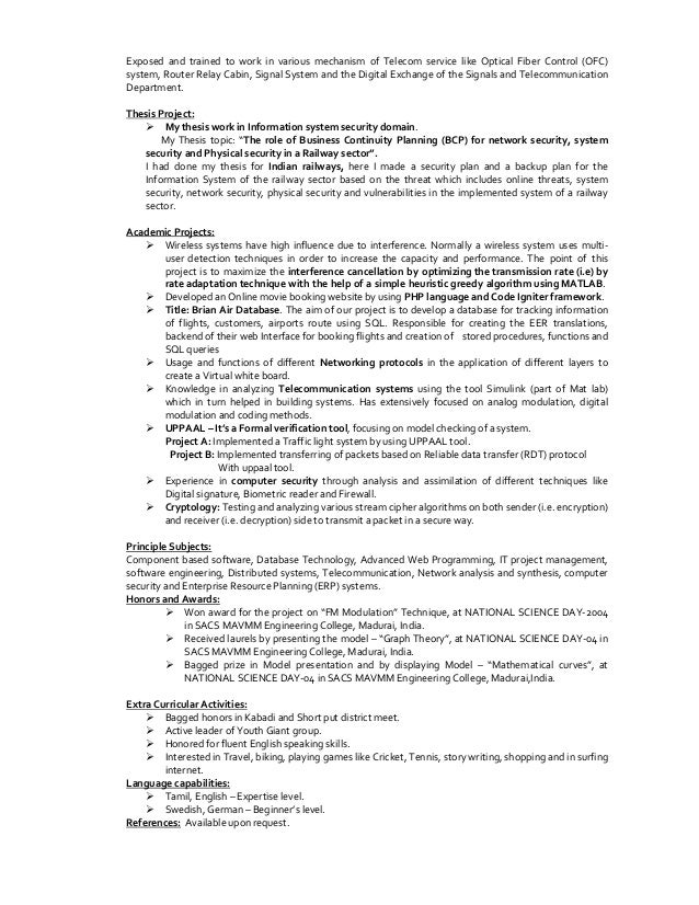 Cover Letter For Fresh Electrical Engineer ESL Energiespeicherl Sungen Telecommunications Resume Example