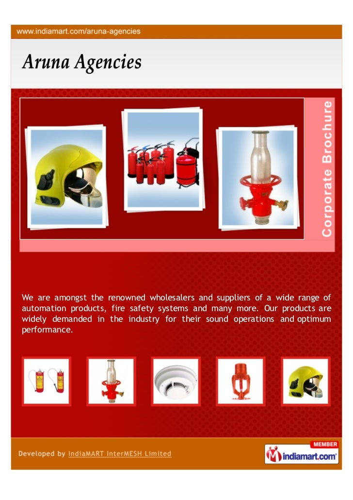 We are amongst the renowned wholesalers and suppliers of a wide range ofautomation products, fire safety systems and many ...
