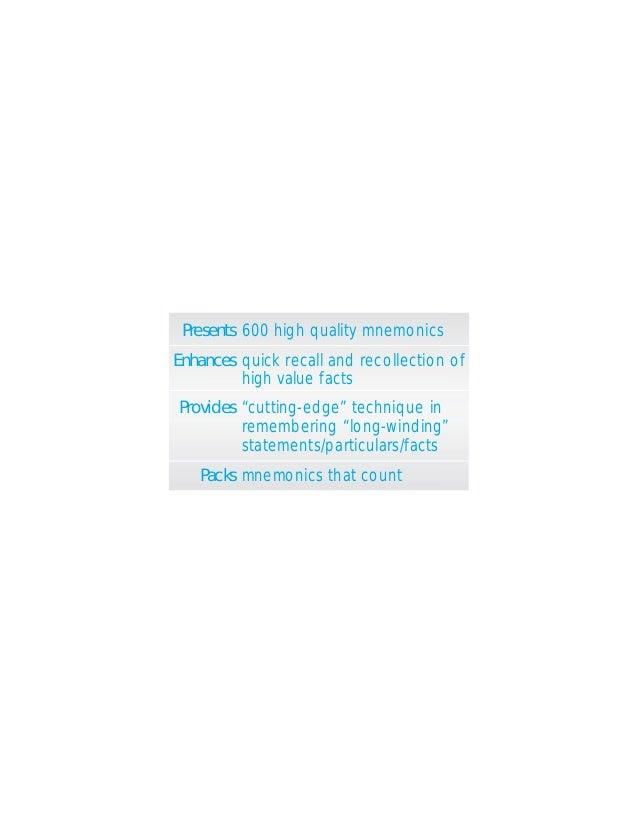 Arun kumar mnemonics pdf pdf arun kumar mnemonics pdf 2