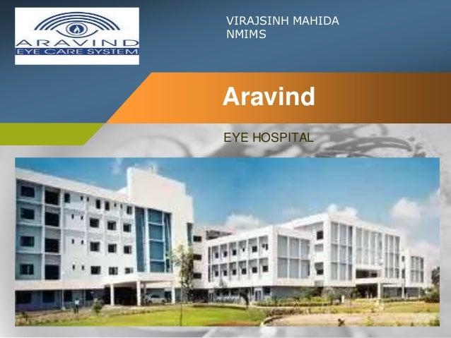 Aravind Eye Hospitals