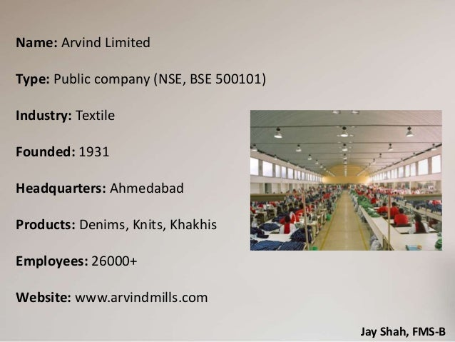 case study masood textile mills Masood textile mills has the technology with expertise, products with knowledge and most importantly the right mindset to achieve total customer satisfaction a leading producer of textile products by providing the highest quality of products and services to its customer.