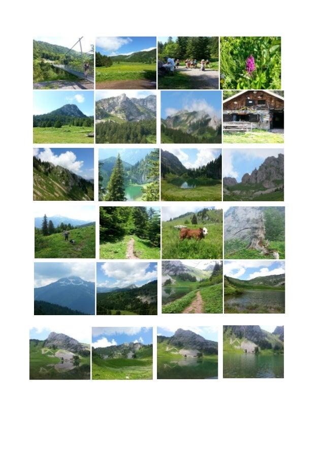 Randonnée lac d'Arvouin