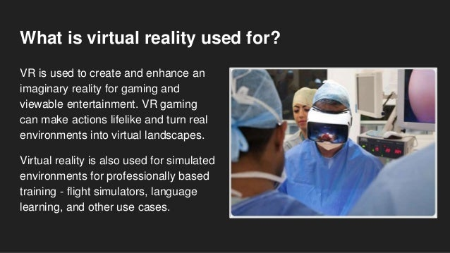 Virtual Reality vs Augmented Reality - Knowing the Difference