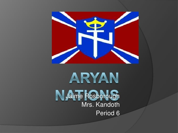 aryan brotherhood symbols
