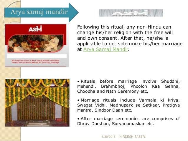 Arya Samaj Mandir Slide 2
