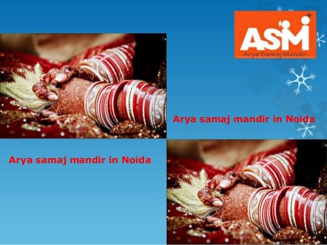 Arya samaj mandir in Noida Arya samaj mandir in Noida
