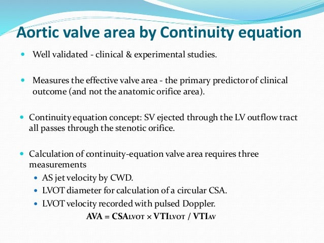 continuity equation echo. 36. continuity equation echo e