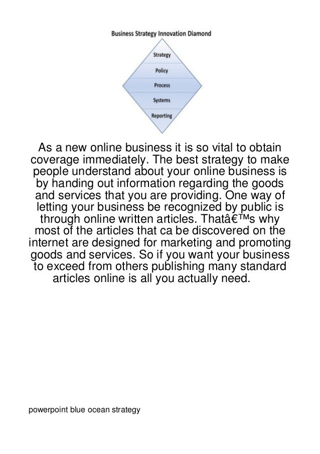 As a new online business it is so vital to obtain coverage immediately. The best strategy to make people understand about ...