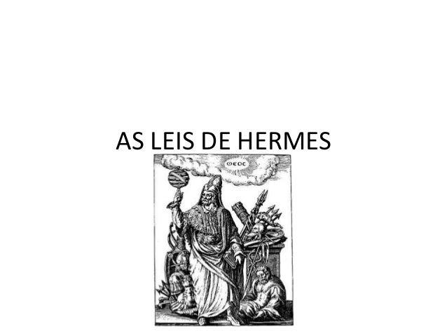 AS LEIS DE HERMES