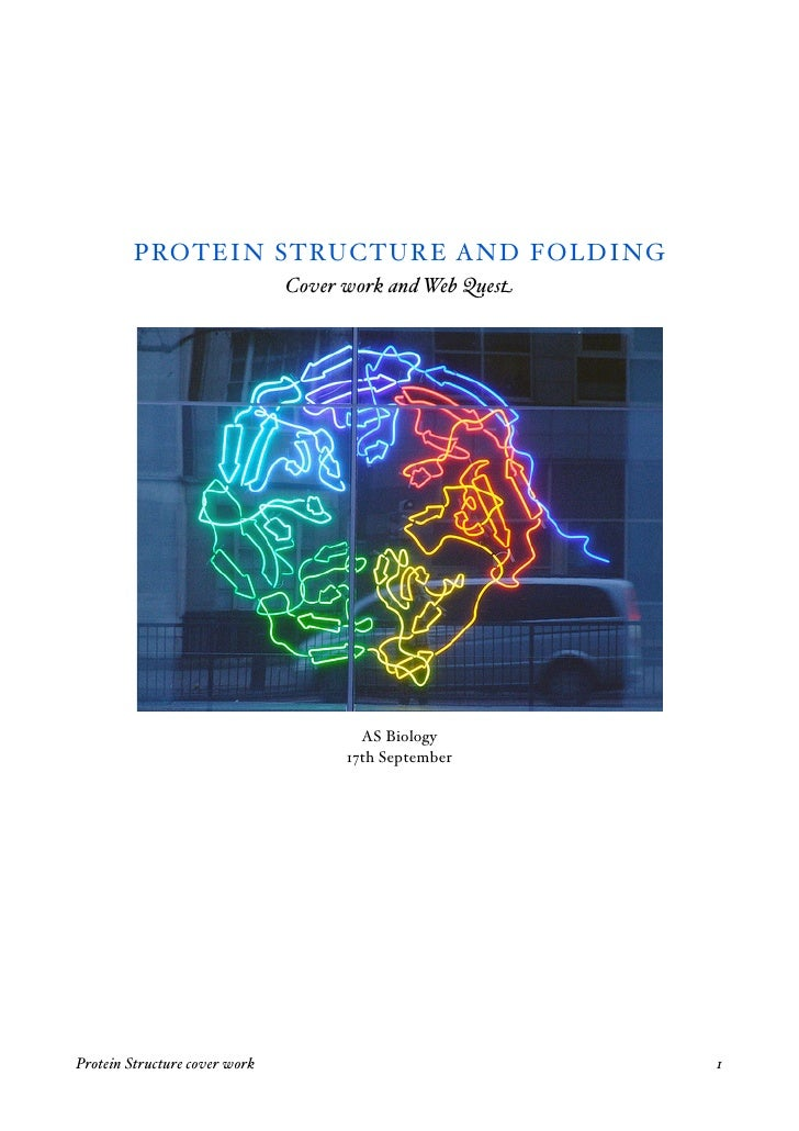 As Proteins