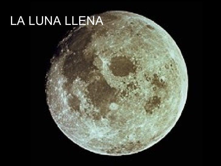 As Vemos La Luna