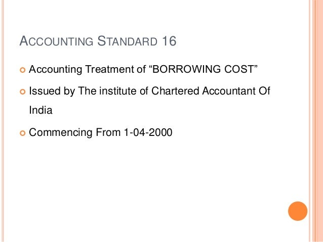 accounting standard 16 Hkas 16 (march 2004) 2 contents hong kong accounting standard 16 property, plant and equipment paragraphs objective 1 scope 2-5 definitions 6.