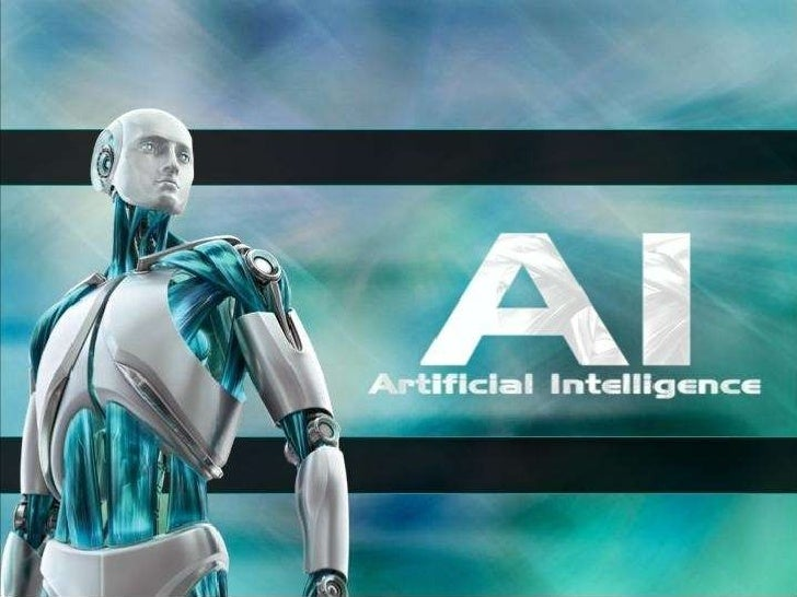 Why Artificial Intelligence  Why Artificial Intelligence