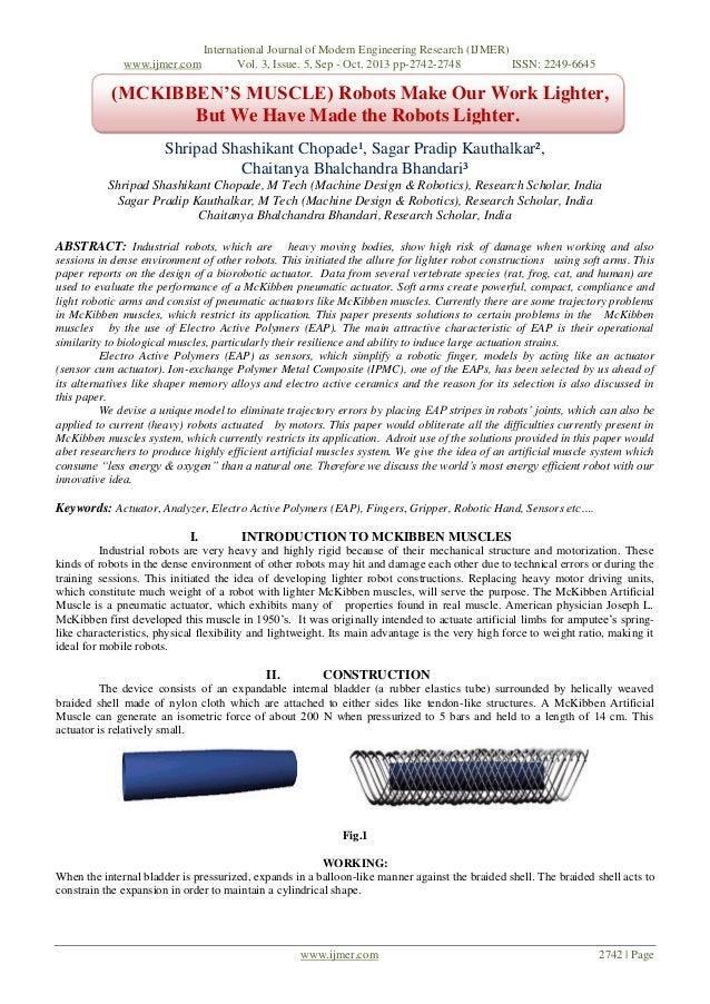 www.ijmer.com  International Journal of Modern Engineering Research (IJMER) Vol. 3, Issue. 5, Sep - Oct. 2013 pp-2742-2748...