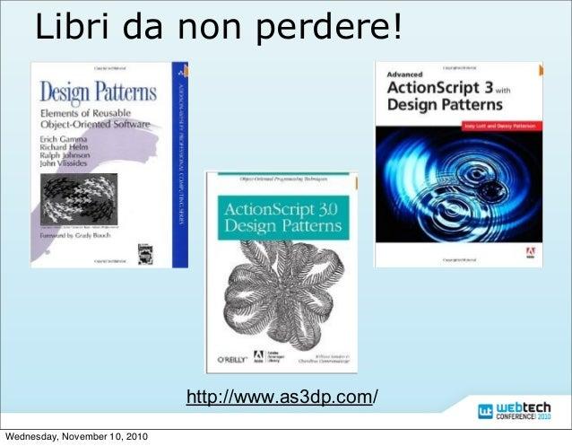 Actionscript 3 Design Pattern Slide 29