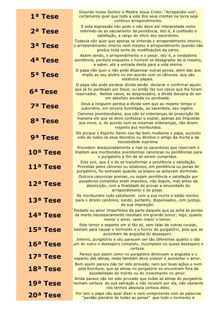 MARTINHO LUTERO 95 TESES EPUB DOWNLOAD