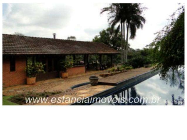 Sitio a venda em Tiete - Estância Imóveis