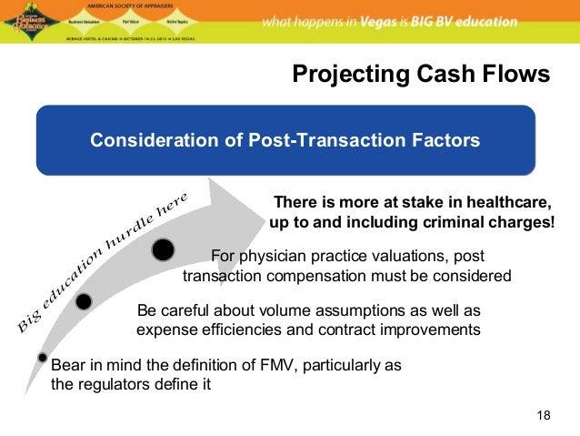 Fundamentals of Healthcare Valuation