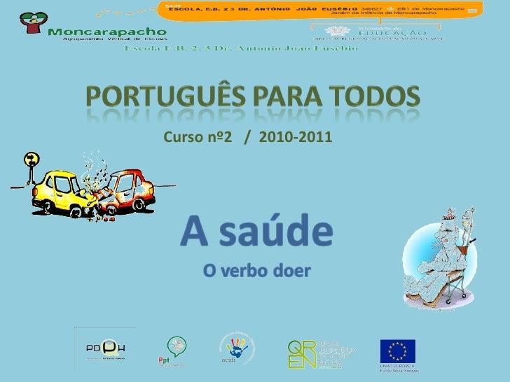 Curso nº2  /  2010-2011