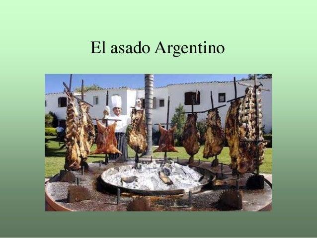 El asado Argentino