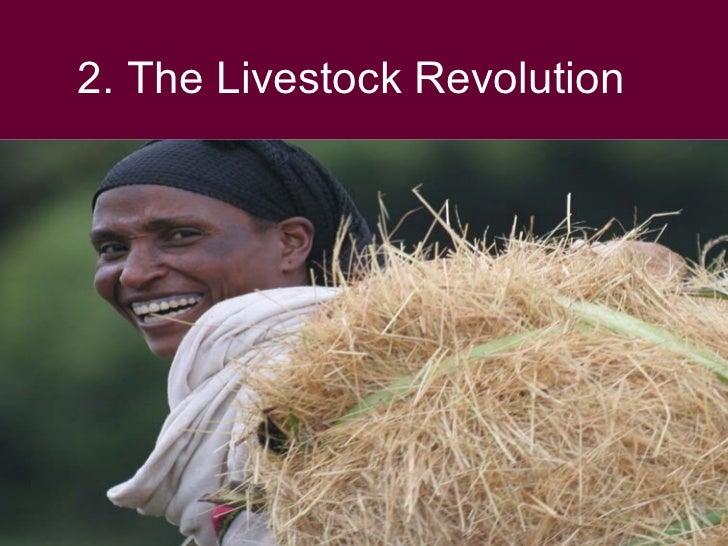 2. The Livestock Revolution