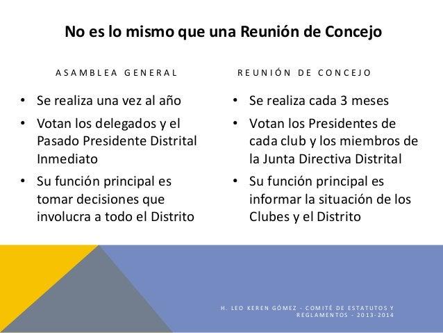 Asamblea General LEO Slide 3