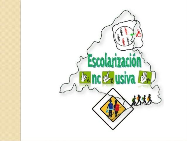 DERECHODERECHO A LA EDUCACIÓNA LA EDUCACIÓN 26 abril 2016 Asamblea ILP Escolarización Inclusiva