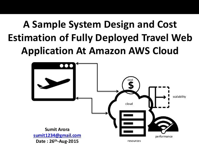 A sample system_design_costestimation_of_webstack_at_aws