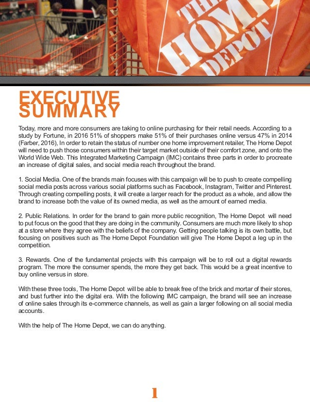 How Home Depot Links HR To Culture