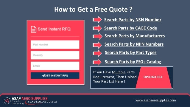 How do you find a free NSN lookup site?