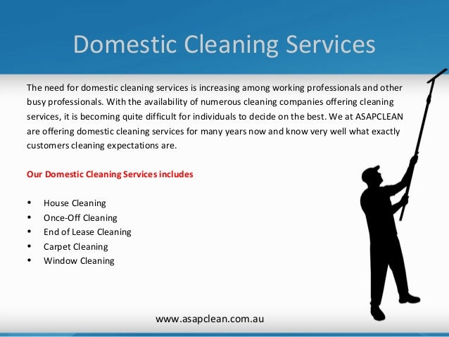 ASAP CLEAN Cleaning Services Cleaners In Sydney