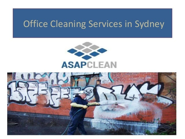 Office Cleaning Services in Sydney