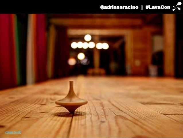 @adriasaracino | #LavaCon  image credit
