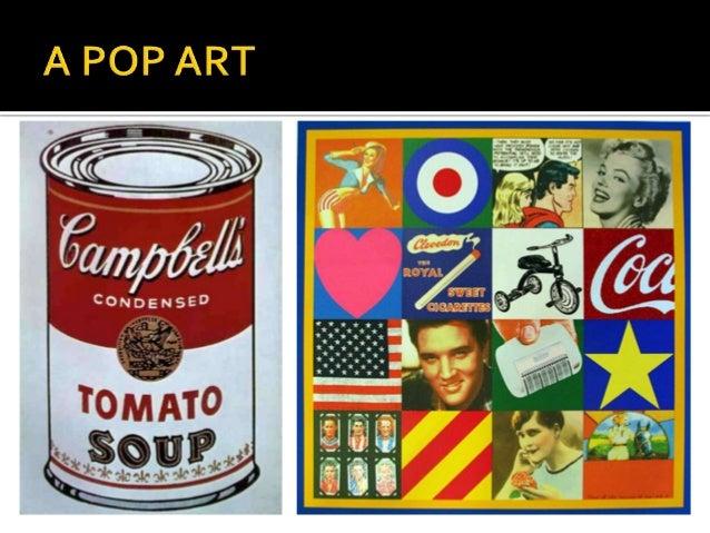 Nascida ainda nos anos50, sobretudo nos centrosurbanos, primeiro Londres edepois Nova Iorque, a Pop Artutilizou uma lingua...