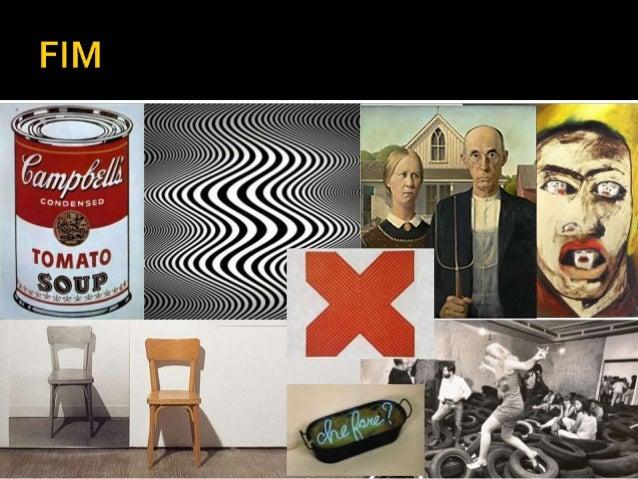 As artes na atualidade