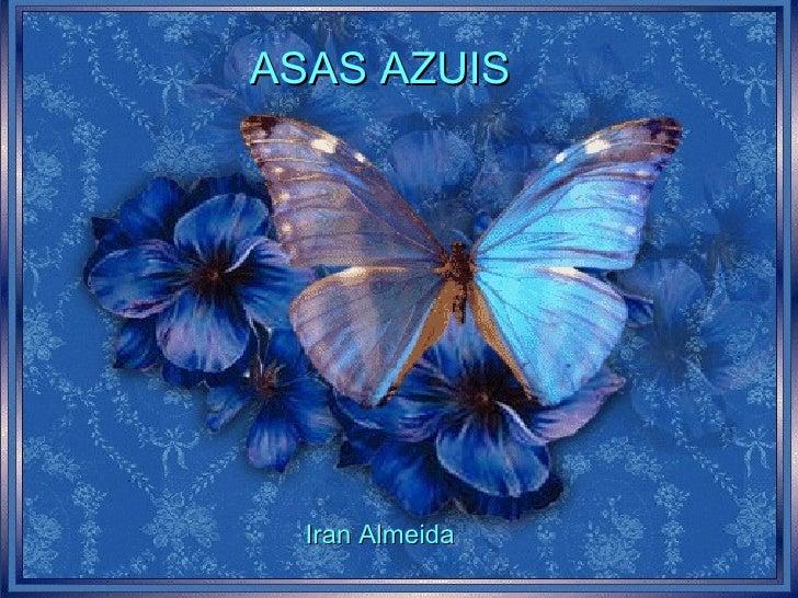 ASAS AZUIS Iran Almeida
