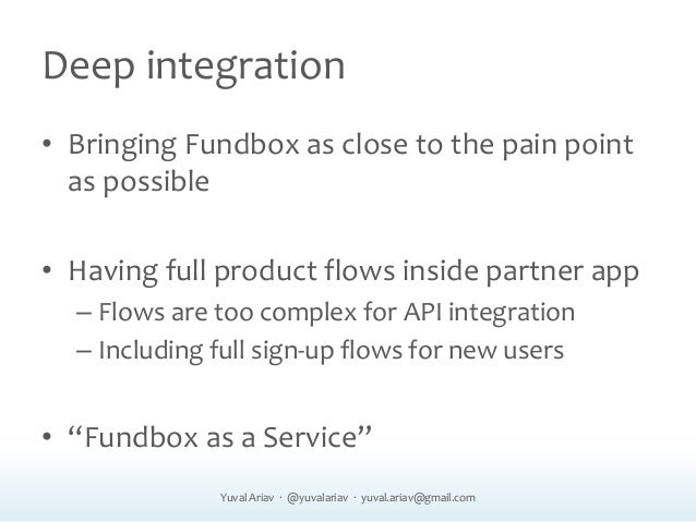as a Service - leveraging distribution partnerships by