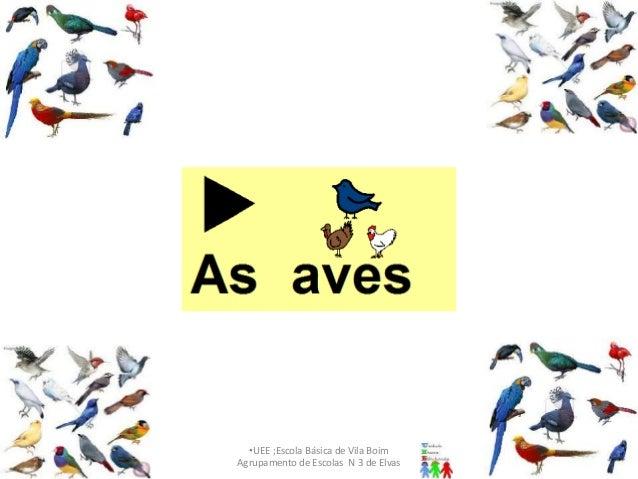 •UEE ;Escola Básica de Vila Boim Agrupamento de Escolas N 3 de Elvas