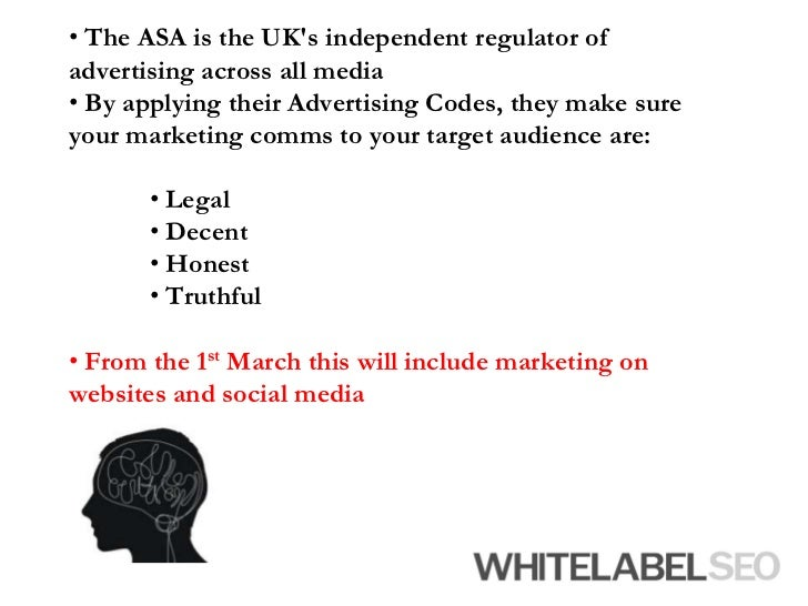 Advertising Standards Authority (ASA) to regulate UK ...
