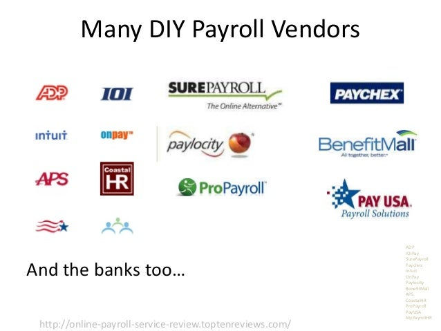 Do It Yourself (DIY) Small Business Services and Assistance