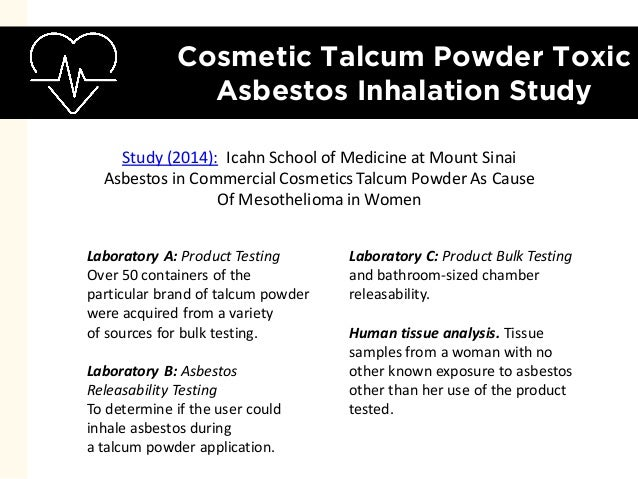 Are Cosmetics Killing You Guide To Toxic Asbestos