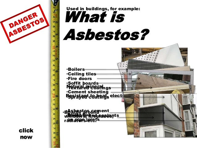 Asbestos in Your Home  vldhealthorg