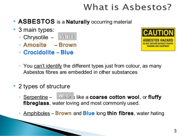 Asbestos Awareness Training by HSfB