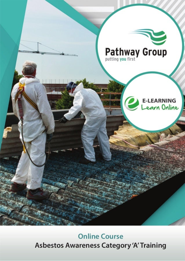 Online Course Asbestos Awareness Category'A'Training