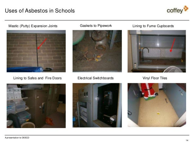 Asbestos Awareness Training For Schools By Deecd