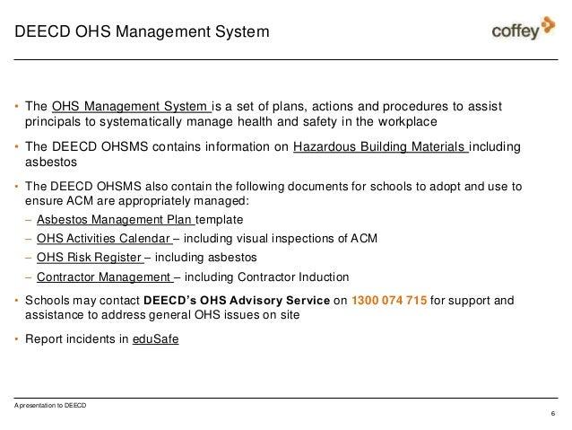 Ohs Risk Register Template. risk assessment form vs job safety ...