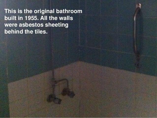 home renovator and asbestos awareness