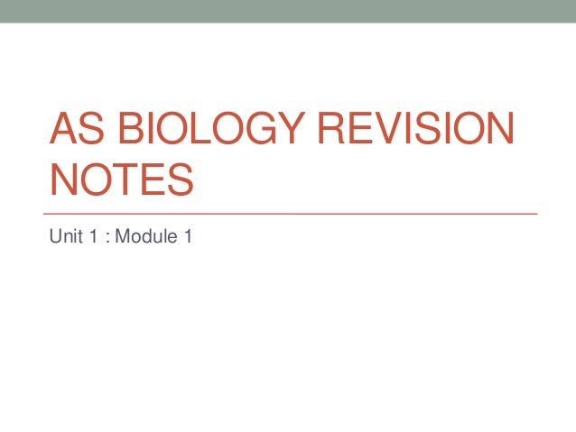 as biology unit 1 notes Posted in , as, biology, heart, unit 1 tagged , as, biology, heart, unit 1 leave a comment follow as biology revision notes on.