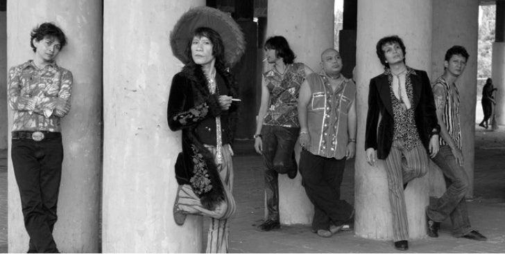 Acid Speed Band -Their New Album
